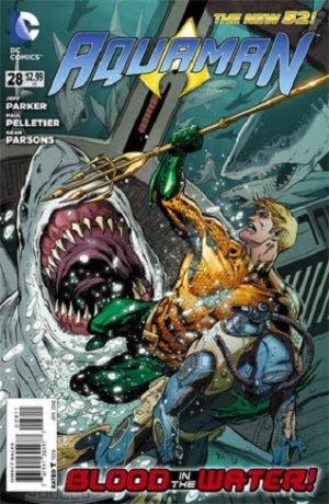 Aquaman # 28 Issues V7 (2011 - 2016) - The New 52