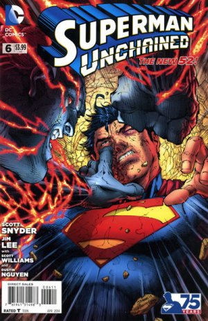 Superman Unchained # 6