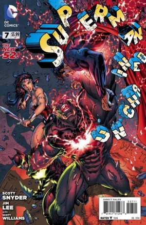 Superman Unchained # 7