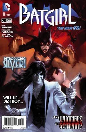 Batgirl # 28 Issues V4 (2011 - 2016) - The New 52