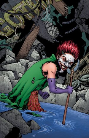 Batman - Joker's Daughter édition Issues