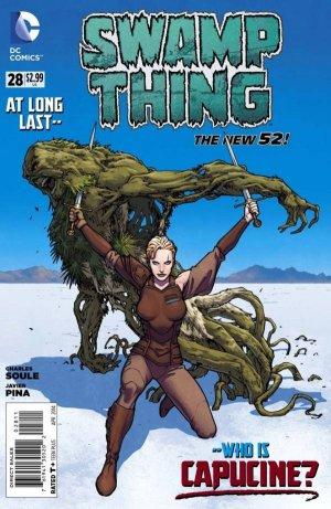 La Créature du Marais # 28 Issues V5 (2011 - 2015)
