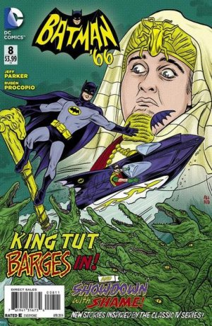 Batman '66 # 8 Issues V1 (2013 - 2015)