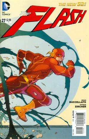 Flash # 27 Issues V4 (2011 - 2016) - The New 52