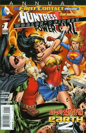 World's Finest édition Issues V4 - Annuals (2014)
