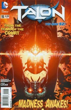 Talon # 15 Issues V1 (2012 - 2014)