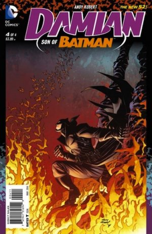 Damian - Son of Batman # 4 Issues