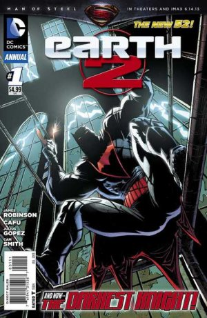 Earth Two # 1 Issues V1 - Annuals (2014)