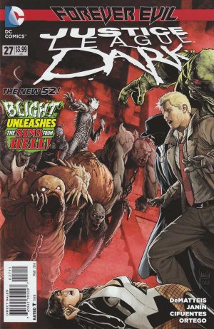 Justice League Dark # 27 Issues V1 (2011 - 2015) - Reboot 2011
