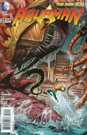Aquaman # 27 Issues V7 (2011 - 2016) - The New 52