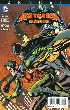 Batman & Robin # 2 Issues V2 - Annuals (2013 - 2015)