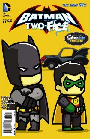 Batman & Robin # 27 Issues V2 (2011 - 2015) - Reboot 2011