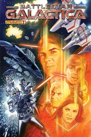 Classic Battlestar Galactica édition Issues V2 (2013 - 2014)
