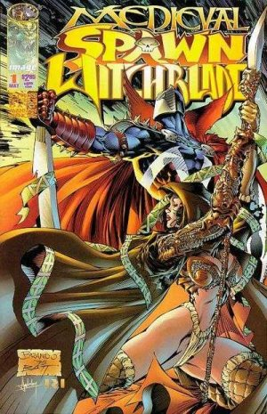 Medieval Spawn / Witchblade édition Issues
