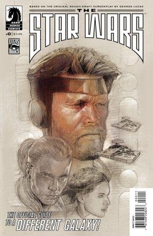 La Guerre des Etoiles (Projet Initial) édition Issues (2013 - 2014)