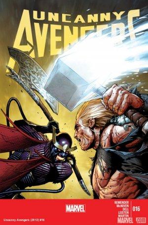 Uncanny Avengers # 16 Issues V1 (2012 - 2014)
