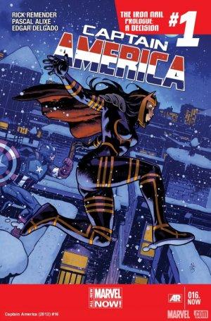 Captain America # 16 Issues V7 (2012 - 2014)