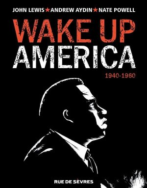Wake up America édition TPB softcover (souple)