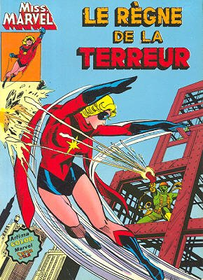 Ms. Marvel # 5 Miss Marvel - Kiosque (1980 - 1982)