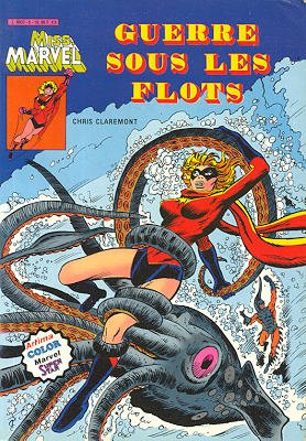 Ms. Marvel # 6 Miss Marvel - Kiosque (1980 - 1982)