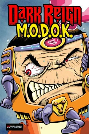 M.O.D.O.K - Reign Delay édition Issues (2009) - Marvel Digital Comics (2009)