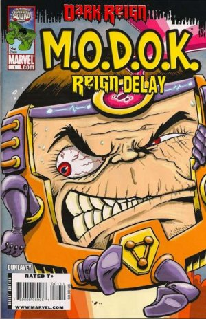 M.O.D.O.K - Reign Delay édition Issue (2009)