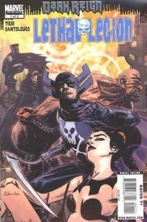 Dark Reign - Lethal Legion édition Issues (2009)