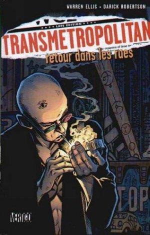 Transmetropolitan édition TPB hardcover (cartonnée)