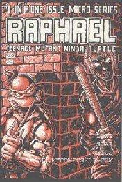 Raphael - Teenage Mutant Ninja Turtle # 1 Issues