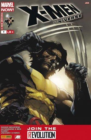 X-Men Universe # 9