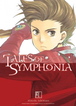 Tales of Symphonia édition SIMPLE