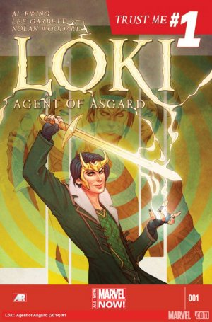 Loki - Agent d'Asgard # 1 Issues (2014 - 2015)