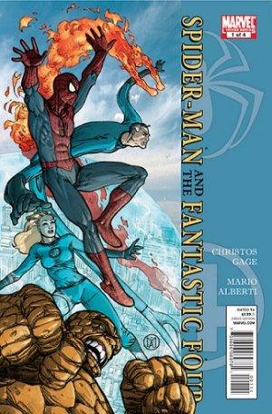 Spider-Man Et Fantastic Four # 1 Issues - Spider-Man / Fantastic Four - (2010)