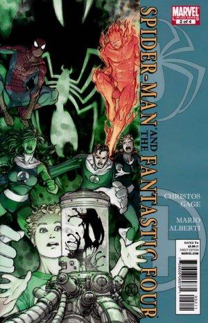 Spider-Man Et Fantastic Four # 2 Issues - Spider-Man / Fantastic Four - (2010)
