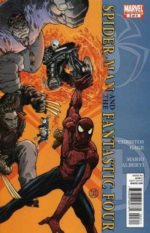 Spider-Man Et Fantastic Four # 3 Issues - Spider-Man / Fantastic Four - (2010)