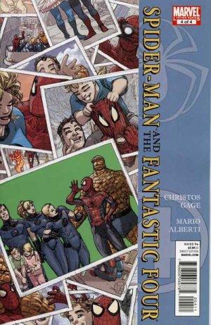 Spider-Man Et Fantastic Four # 4 Issues - Spider-Man / Fantastic Four - (2010)
