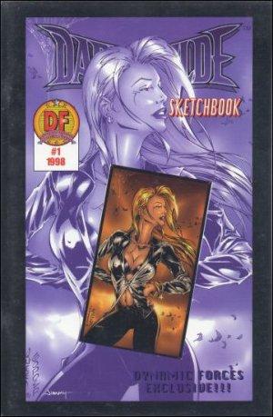 Darkchylde Sketchbook 1998 édition Limité