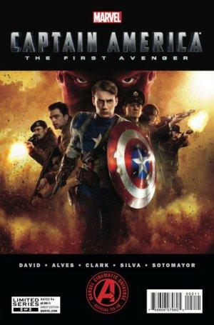 Marvel's Captain America - The First Avenger Adaptation 2