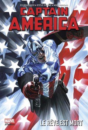 Captain America # 4 TPB Hardcover - Marvel Deluxe - Issues V5/V1Suite