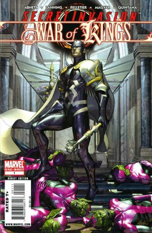 Secret Invasion - War of Kings édition Issue (2009)