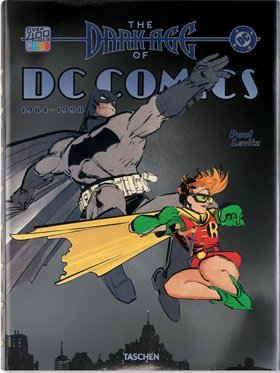 The Dark Age of DC Comics édition Deluxe
