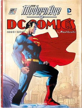 The Modern Age of DC Comics  - The Modern Age of DC Comics 1998-2013