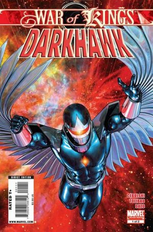 War of Kings - Darkhawk édition Issues