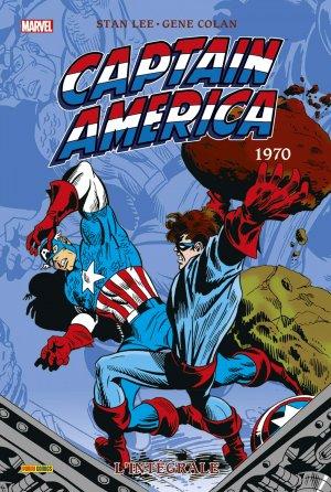 Captain America # 1970 TPB Hardcover - L'Intégrale