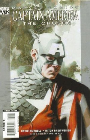 Captain America - The Chosen # 2 Issues