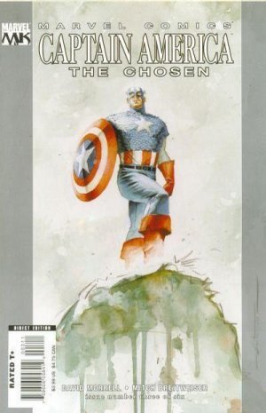 Captain America - The Chosen # 3 Issues