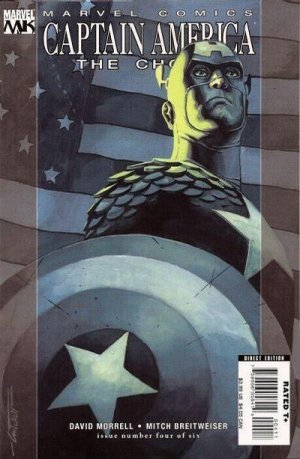 Captain America - The Chosen # 4 Issues