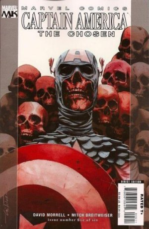 Captain America - The Chosen # 5 Issues