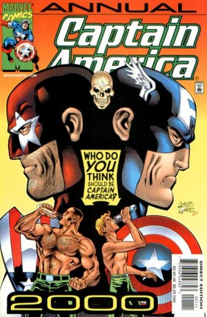 Captain America édition Issues V3 - Annuals (1999 - 2001)