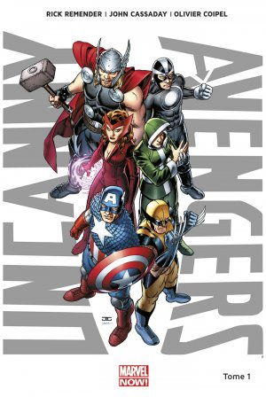 Uncanny Avengers édition TPB Hardcover - Marvel Now! - Issues V1